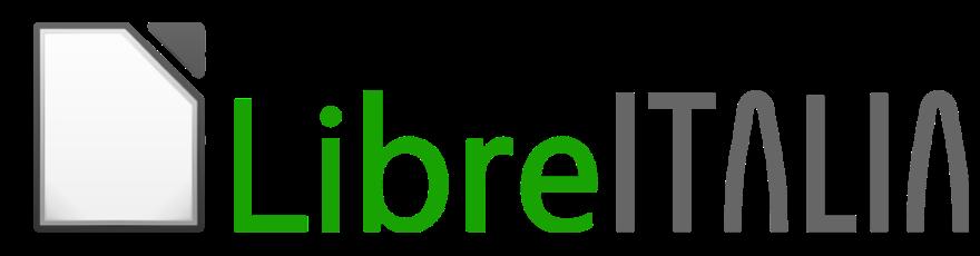 LibreItaliaLogoCornice
